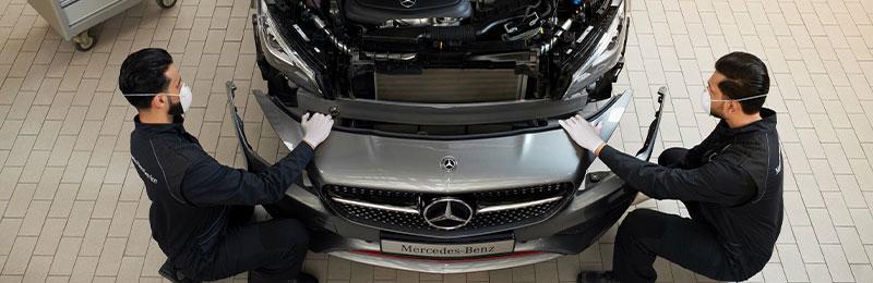 Mercedes-Benz-Brinkmann-Repair-Werkstatt-Unfallschäden