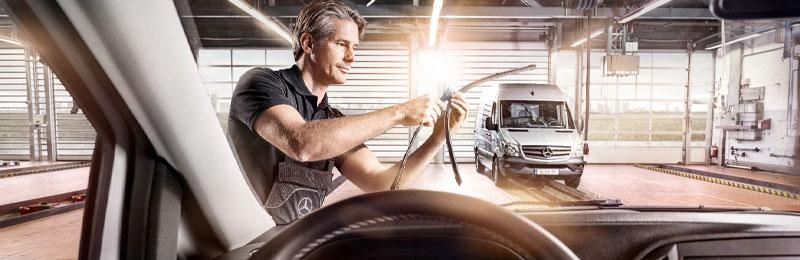 Mercedes-Benz-Brinkmann-Transporter-ServiceCare-für-Neufahrzeugkunden-Komplettservice-Paket.