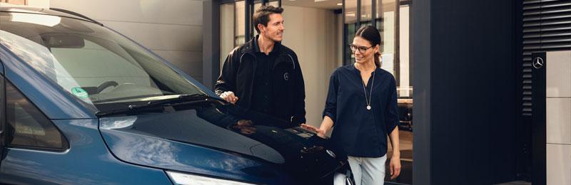 Mercedes-Benz-Brinkmann-Transporter-ServiceCare-für-Neufahrzeugkunden-Wartungs-Paket.