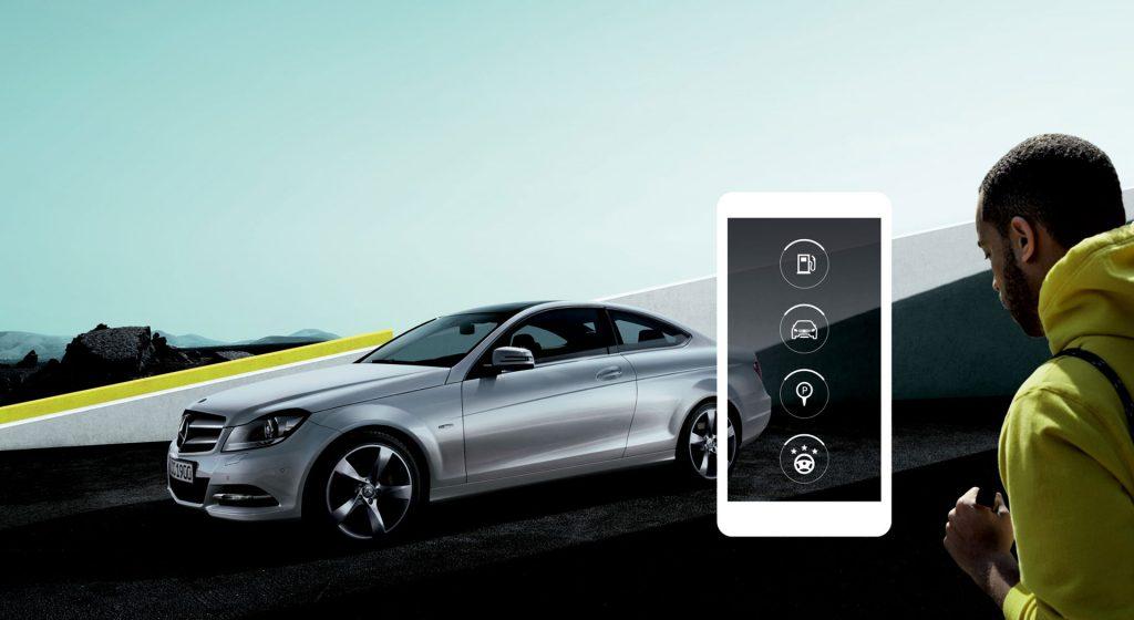 Mercedes-Benz-Brinkmann-Werkstatt-Mercedes-me-Silberner-Mercedes-