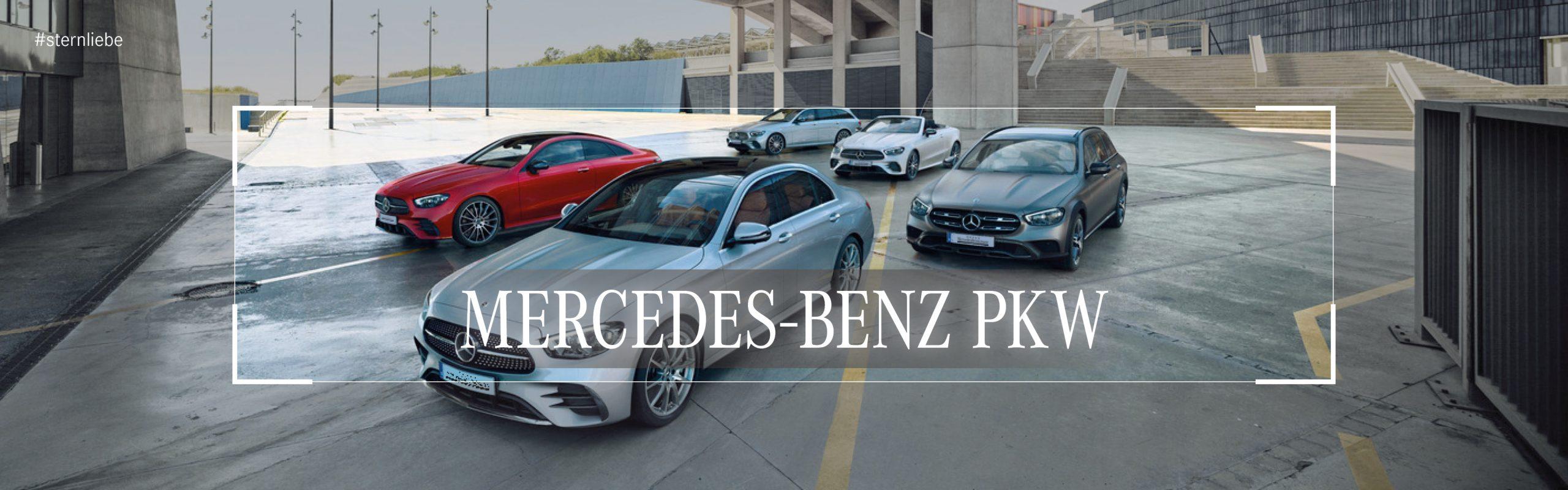 Banner-Mercedes-Benz-PKW_Neuwagen Gebrauchtwagen bei mercedes brinkmann