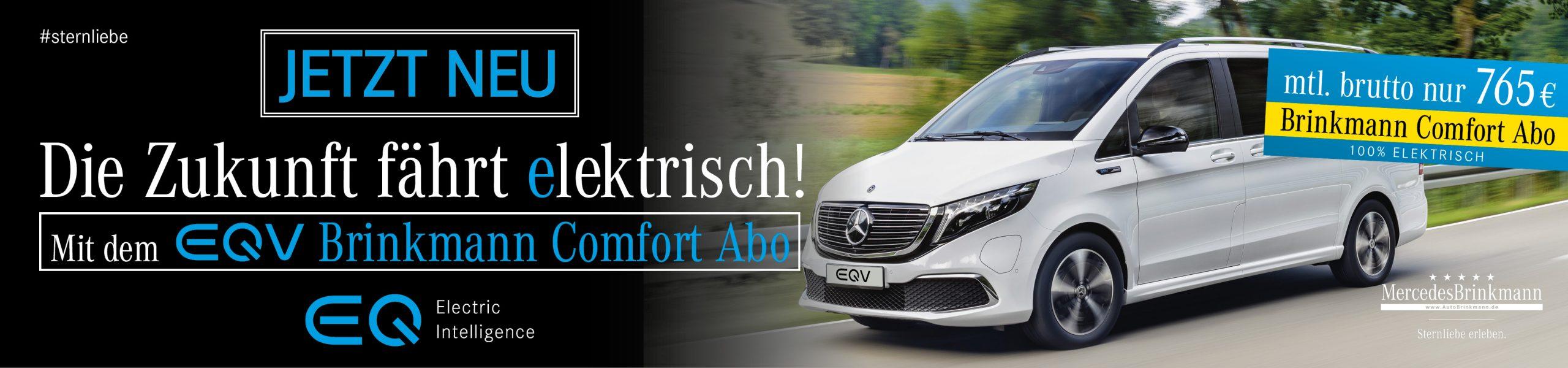 EQV Abo bei Mercedes brinkmann