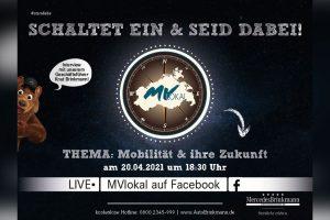 """Mercesdes-Brinkmann-Sternliebe-live-bei-""""Güstrow-am-Dienstag"""""""