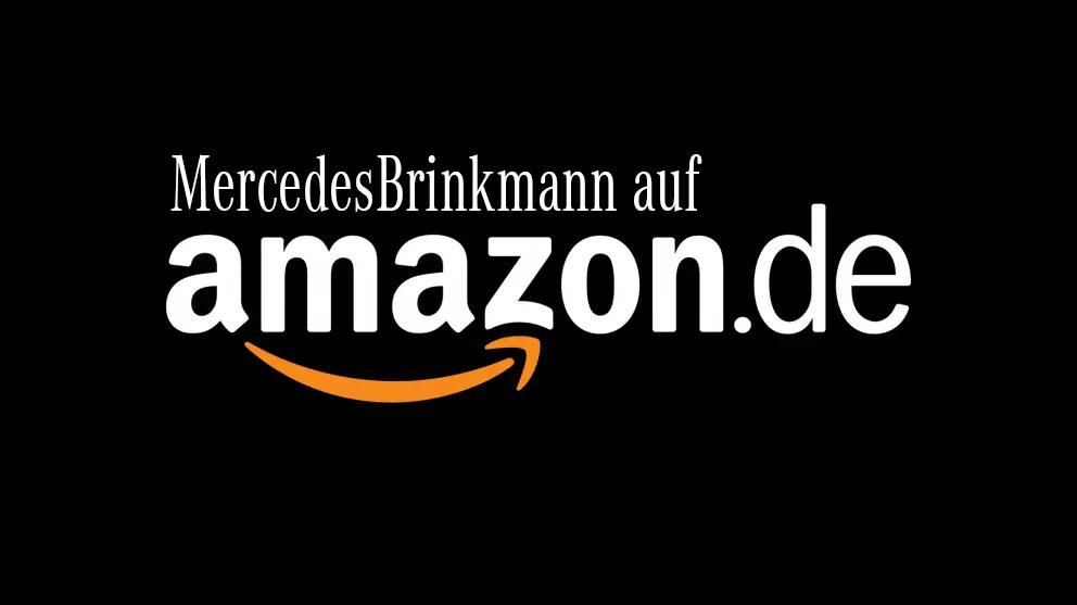 amazonLogo Collection und Zubehör Mercedes Brinkmann Werkstatt