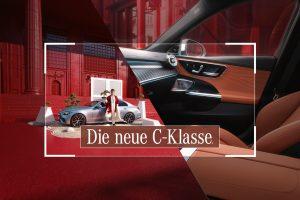Die neue c-klasse-bei mercedes benz brinkmann